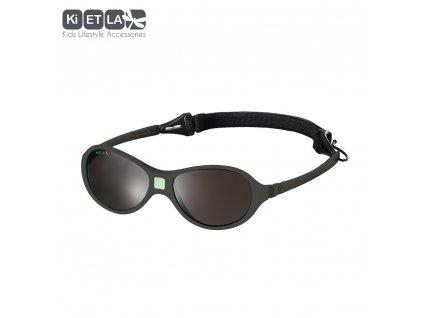 Dětské sluneční brýle KiETLA JokaKi 12 - 30 měsíců Grey