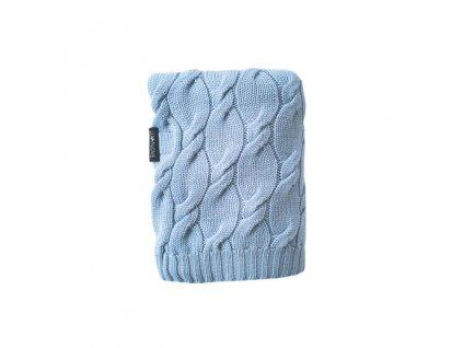 Dečka z vlny Merino Modra kolekce Premium