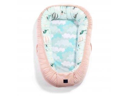 baby nest la millou velvet powder pink miss cloudy (3)