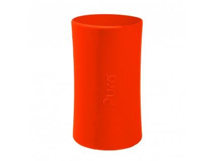 Silikonový návlek na Pura® láhev 260ml a 325ml oranžový