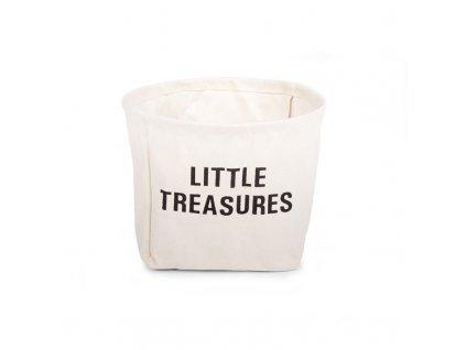 "Úložný box CHILDHOME Cotton Dia little treasures ""S"""