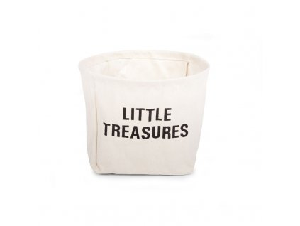 "Úložný box CHILDHOME Cotton Dia little treasures ""S"""