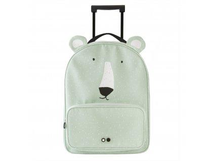 Trixie Dětský kufr na kolečkách - Mr.Polar Bear