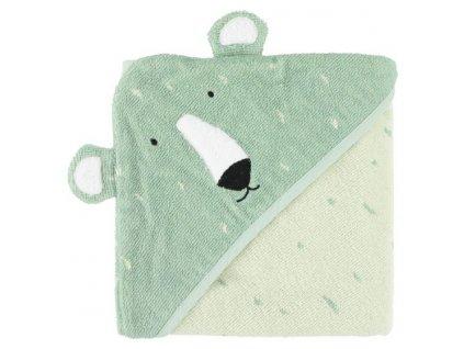 Trixie Dětská osuška s kapucí - Mr. Polar Bear