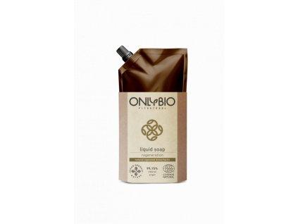 Regenerační tekuté mýdlo OnlyBio - náhradní náplň 500 ml