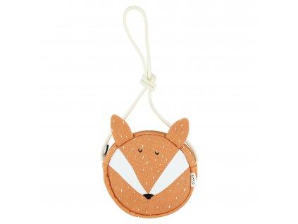 Round purse - Mr. Fox
