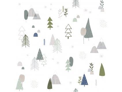 Tapeta LILIPINSO Forest 50 cm x 10 m