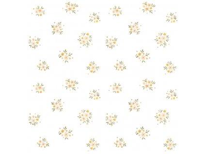 Tapeta LILIPINSO Retro floral 50 cm x 10 m
