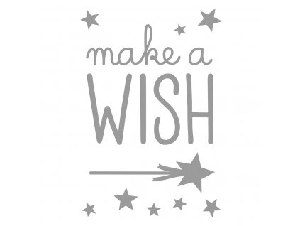Samolepka LILIPINSO Make a wish