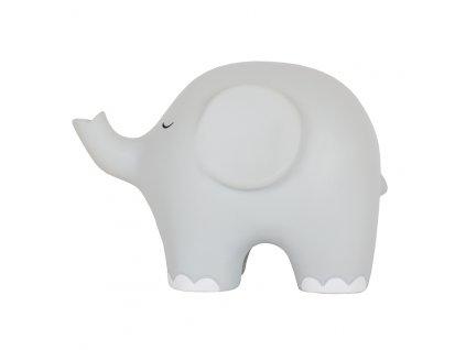 Noční světýlko JaBaDaBaDo slon šedý