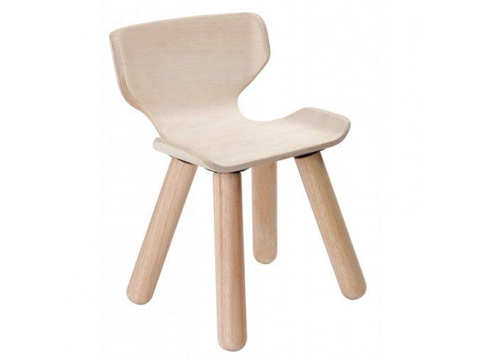Dětská židle PLAN TOYS