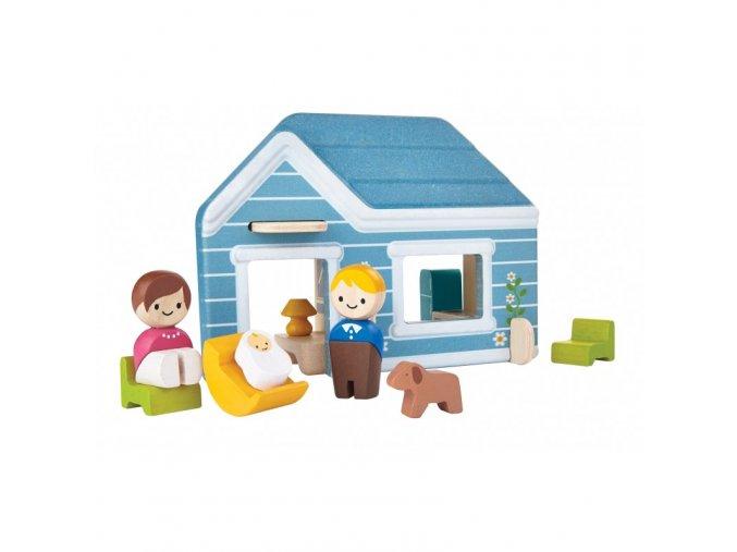 Rodinný domek PLAN TOYS