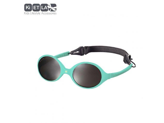 Dětské sluneční brýle KiETLA Diabola 0-18 měsiců Menthol