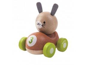 Dřevěná hračka PLAN TOYS králíček