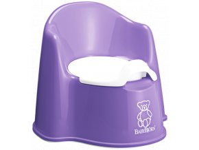Nočník  BabyBjörn křesílko Potty Chair Purple