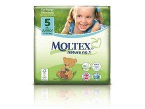 Plenky Moltex nature no.1 Junior 11-25 kg (26 ks)
