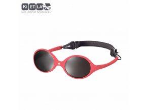 Dětské sluneční brýle KiETLA Diabola 0-18 měsiců Coral