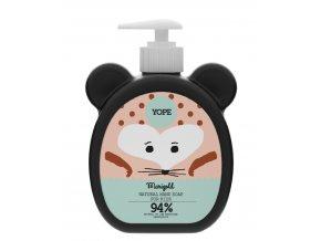 Tekuté mýdlo na ruce pro děti Yope s měsíčkem