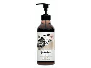Sprchový gel Yope s pelargonií