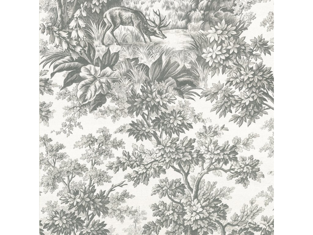 stag toile moss