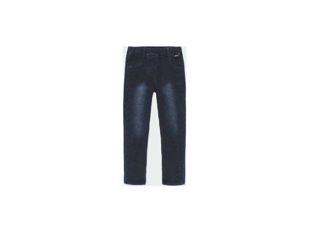 Dívčí riflové kalhoty BOBOLI