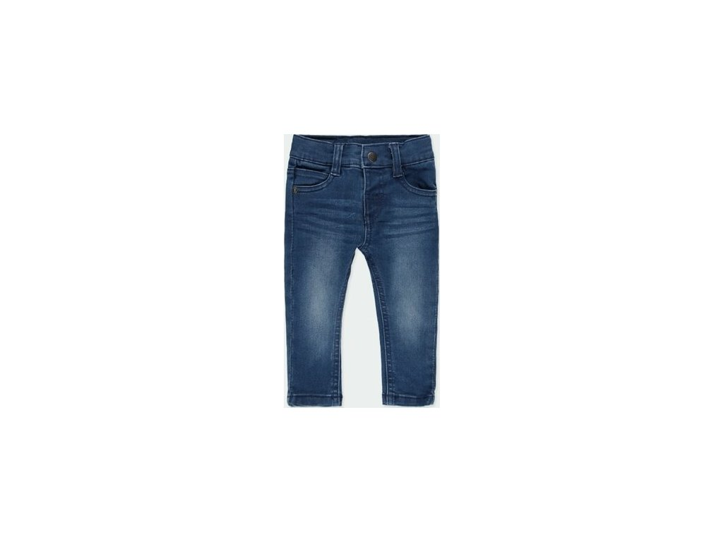Chlapecké strečové džínové kalhoty