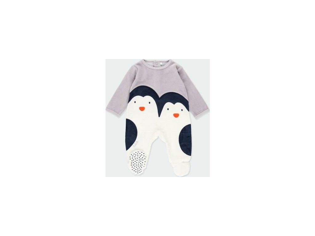 Overal s tučňáky BOBOLI