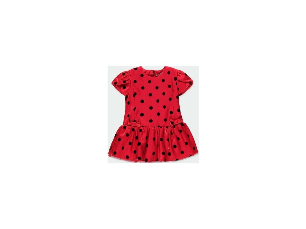 Dívčí šaty BOBOLI