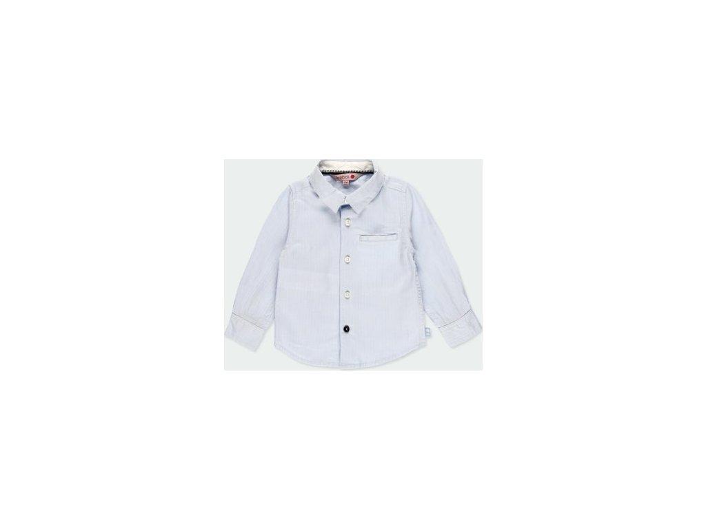 Chlapecká bavlněná košile BOBOLI