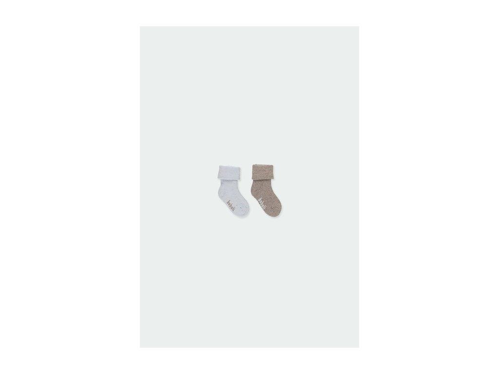 Balení 2 ks ponožek BOBOLI