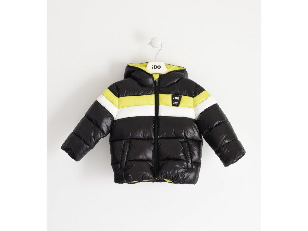 Zimní péřová bunda iDO poslední kus!