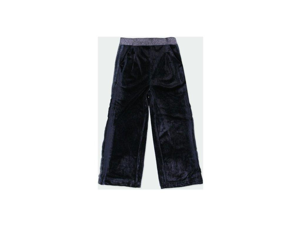Dívčí sametové kalhoty BOBOLI