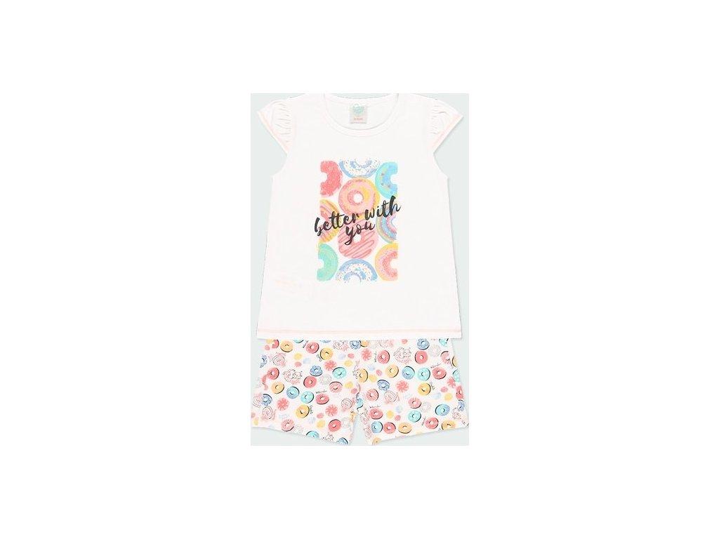 Dívčí pyžamo s donuty Boboli