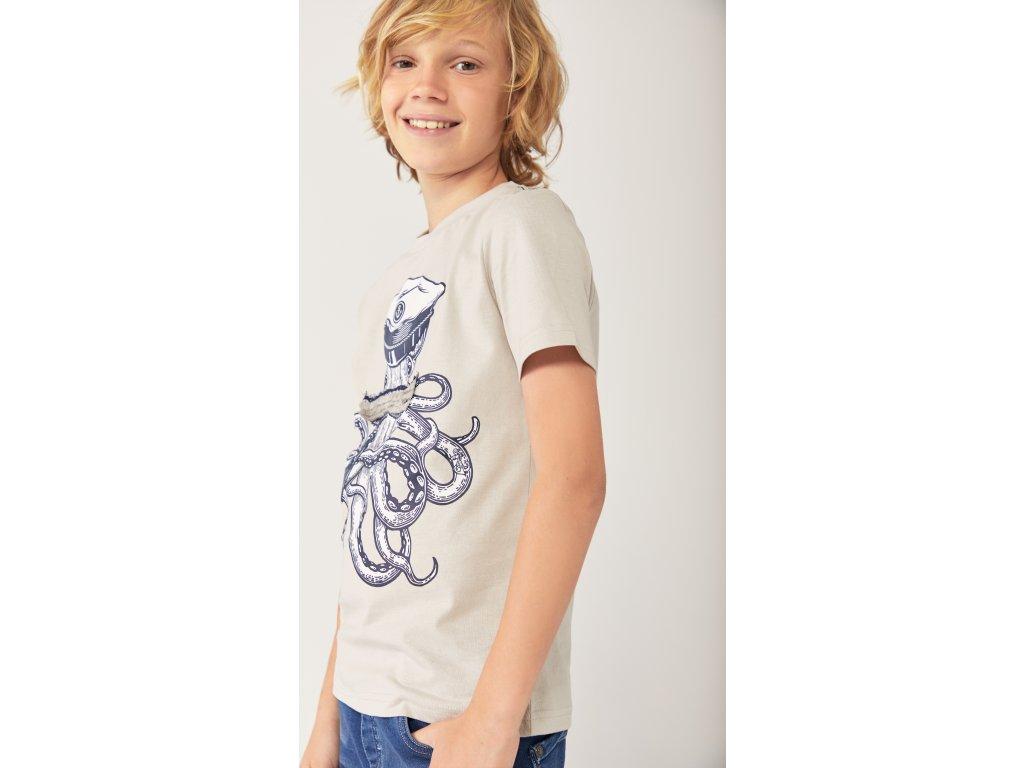 Tričko s chobotnicí Boboli