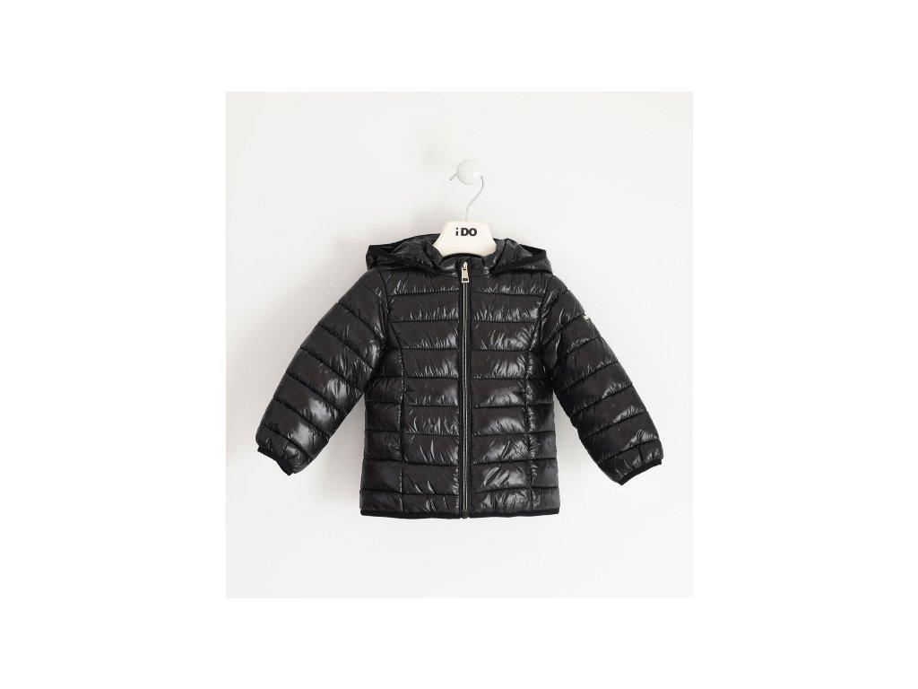 Lehká zimní černá bunda iDO Poslední kusy!!!