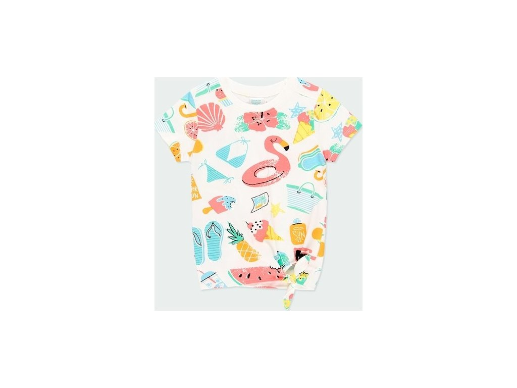 Tričko s letními motivy Boboli