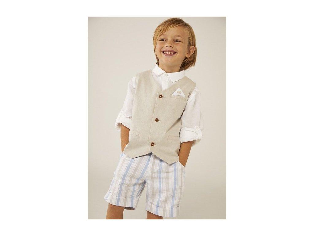 Košile s krátkým rukávem Boboli