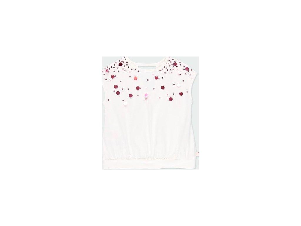 Dívčí tričko s filtry Boboli
