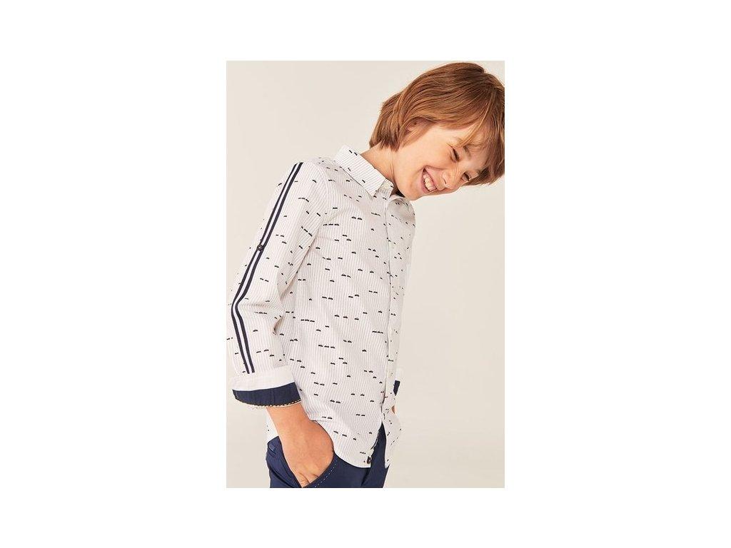 Chlapecká oxfordská košile Boboli