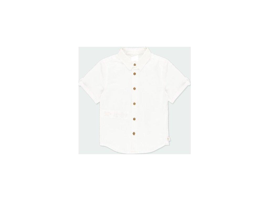 Lněná košile Boboli