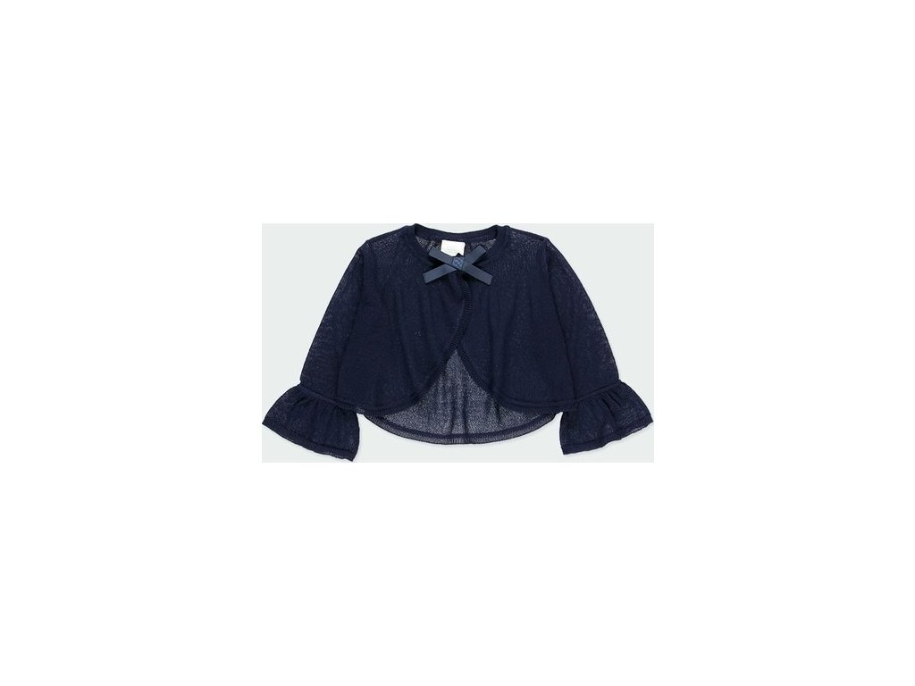Tmavě modrý svetřík Boboli