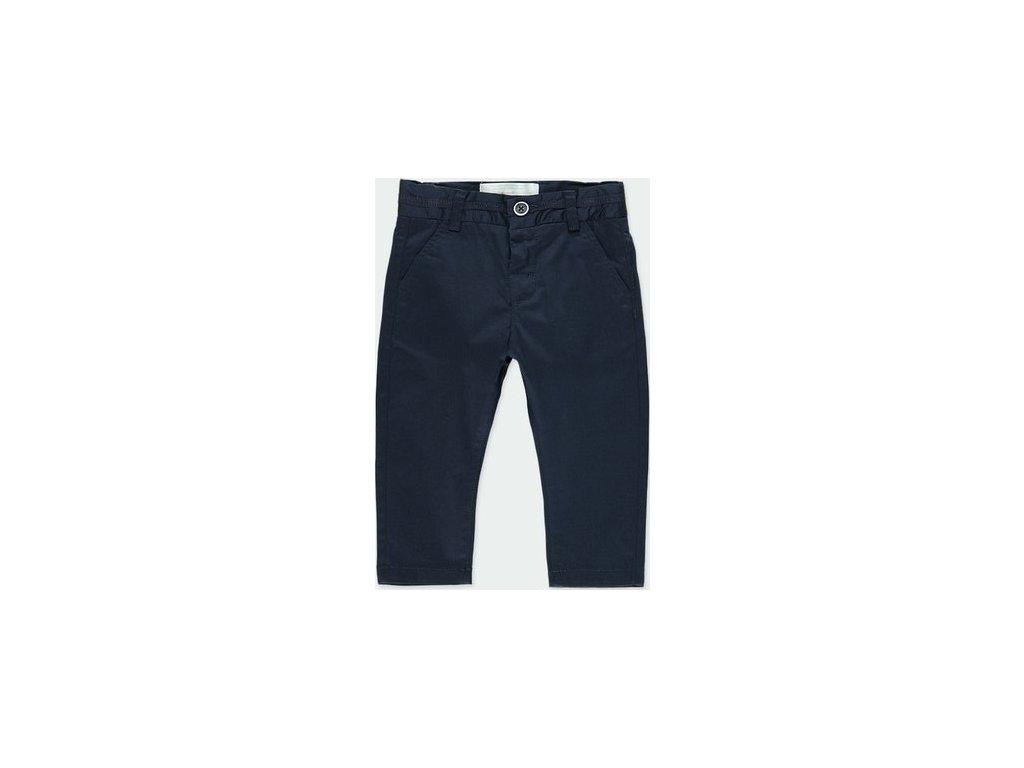 Modré chlapecké kalhoty Boboli