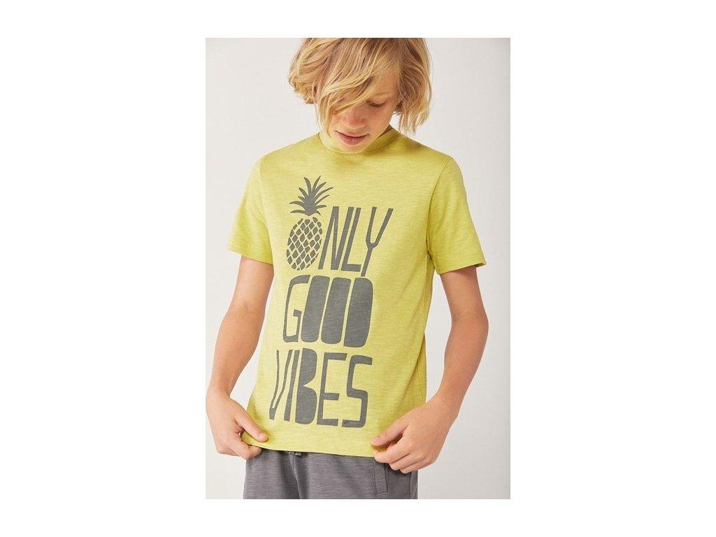 Organické tričko Boboli