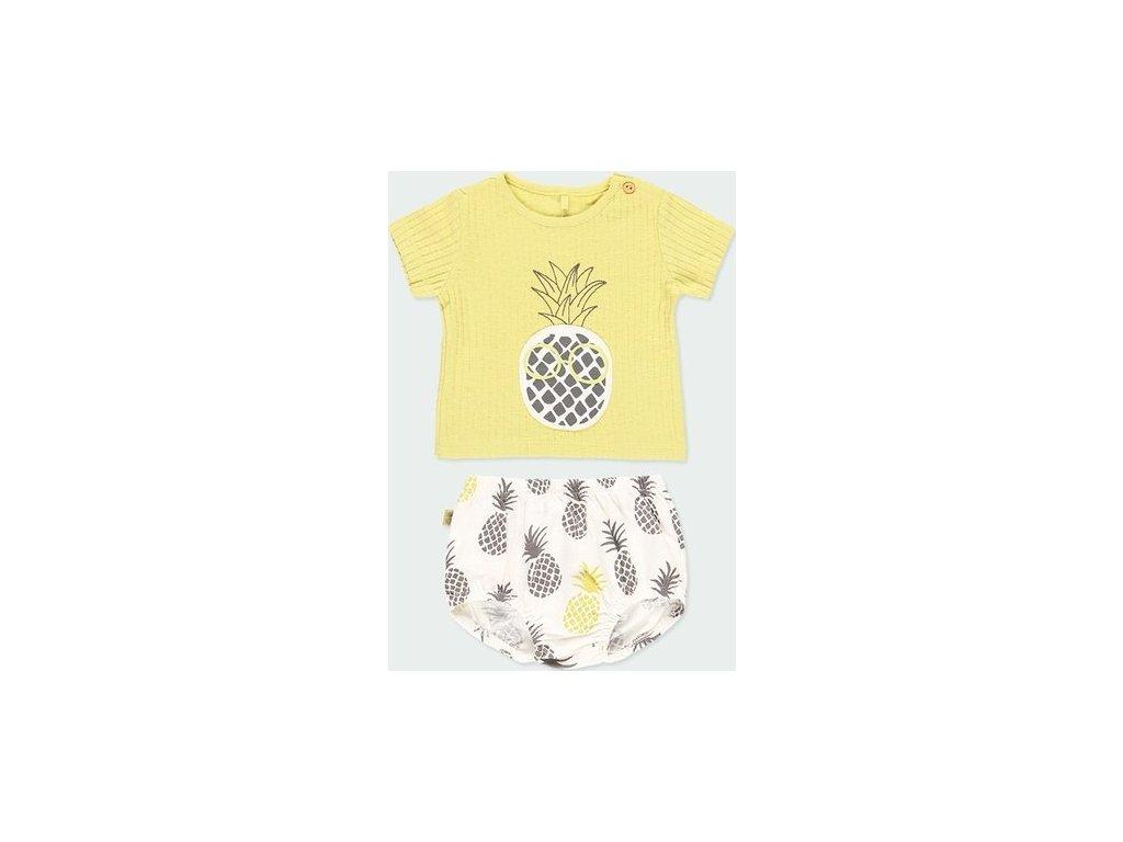 Unisex set s motivy ananasů Boboli