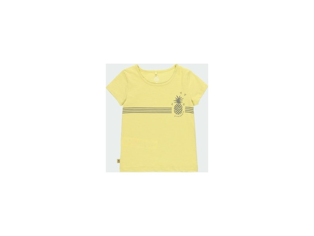 Dívčí organické tričko Boboli