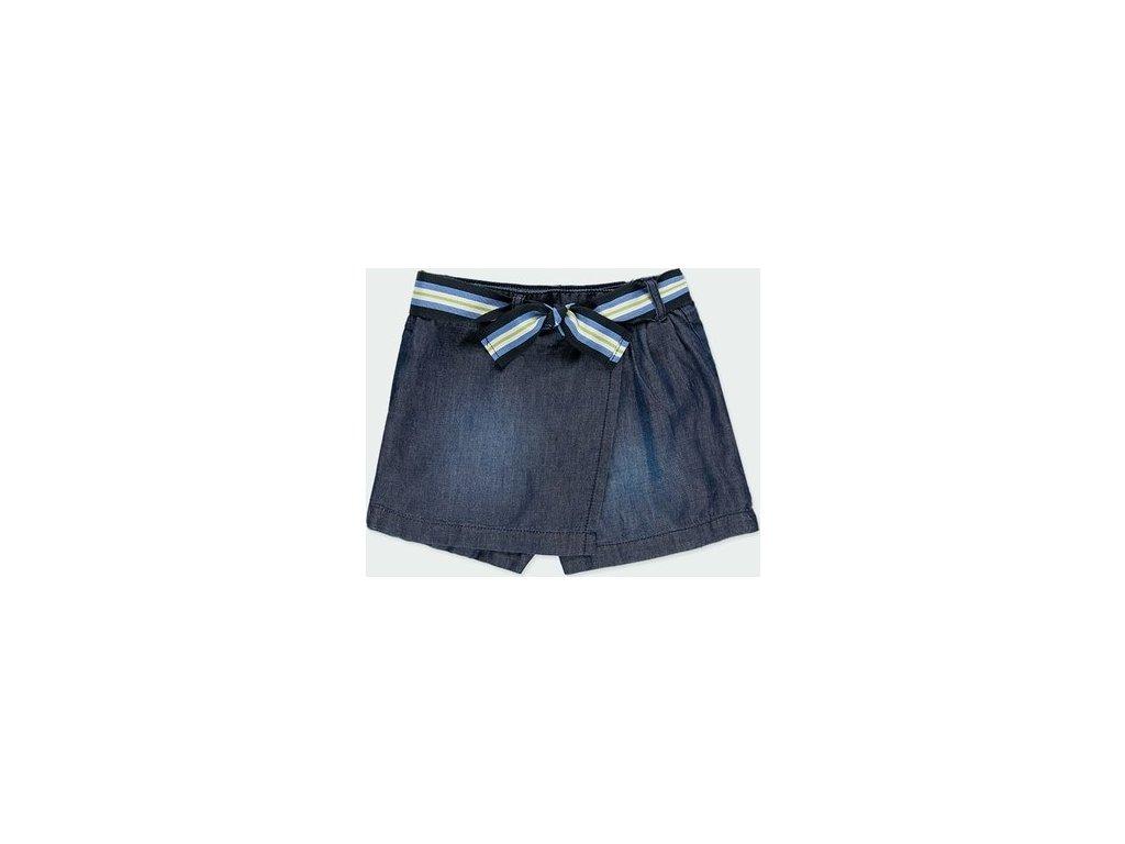 Džínové šortky , sukně Boboli