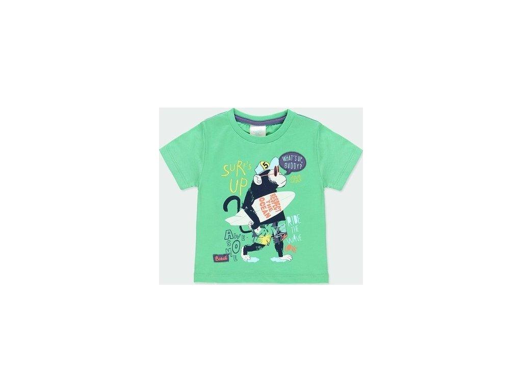 Tričko pro chlapečka boboli