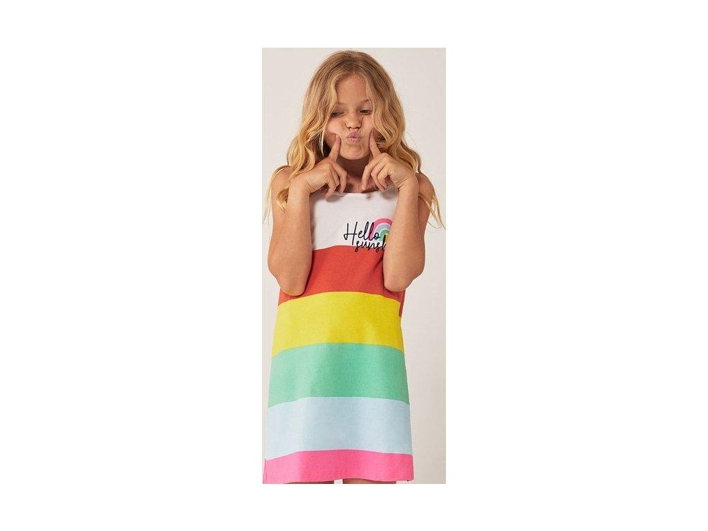 Duhové šaty Boboli