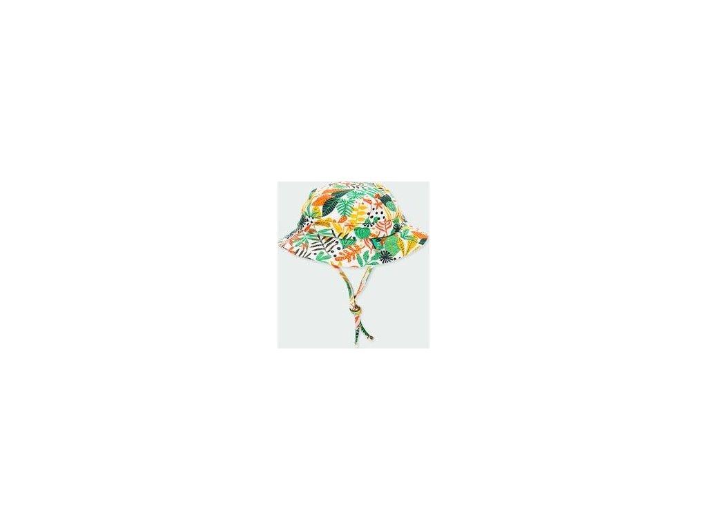 Klobouk s květinami Boboli
