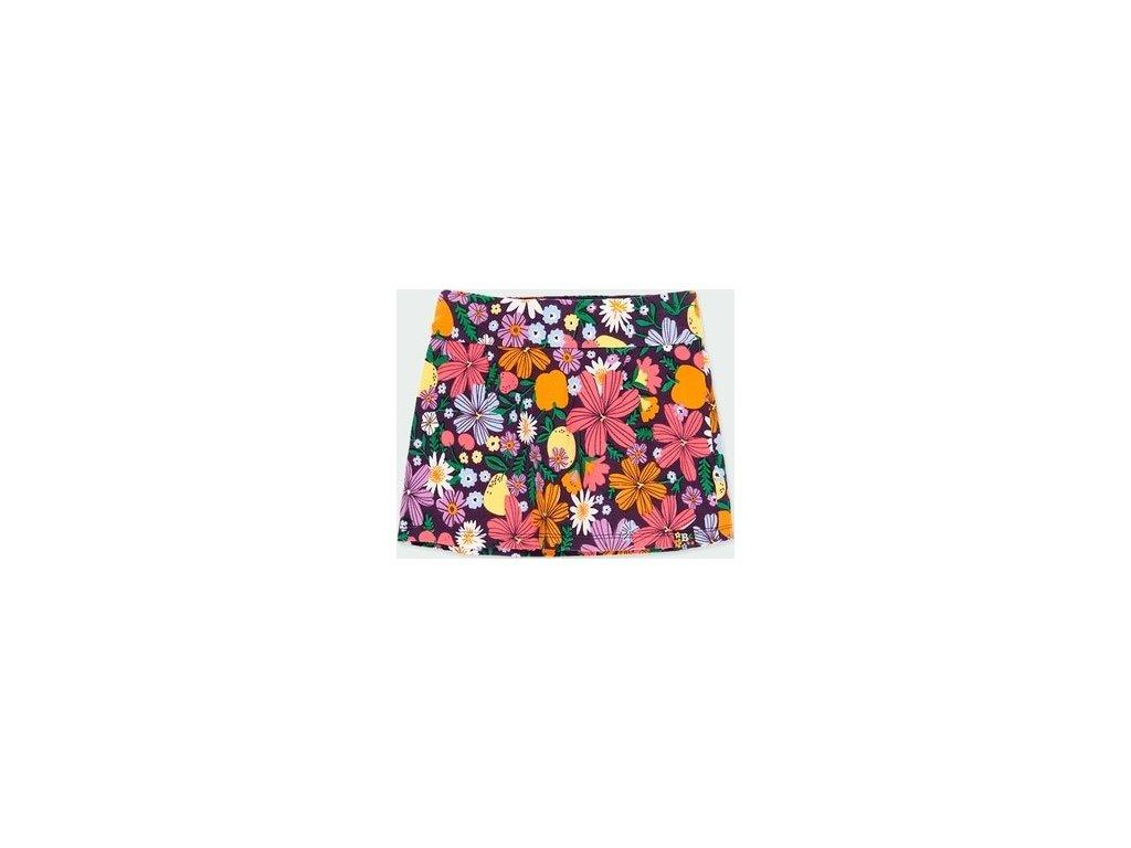 Květinová sukně pro dívky Boboli